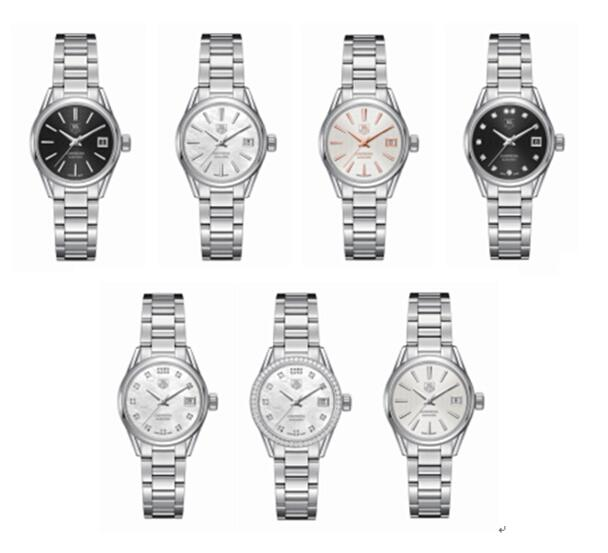 TAG Heuer Carrera Lady Calibre 9 Automatic Watch 28mm