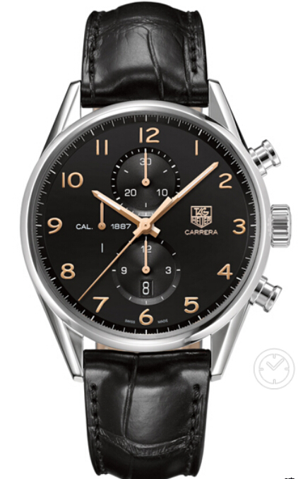 TAG Heuer Calibre 1887 Chronograph Automatic CAR2014.FC6235 Watch