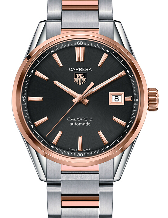 TAG Heuer Carrera Calibre 5 Automatic Watch (39mm)