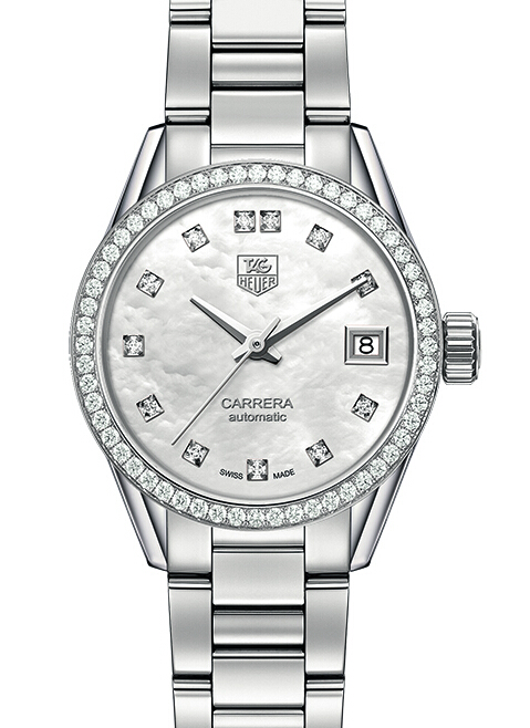 TAG Heuer Carrera Lady Calibre 9 Automatic Watch (28mm)