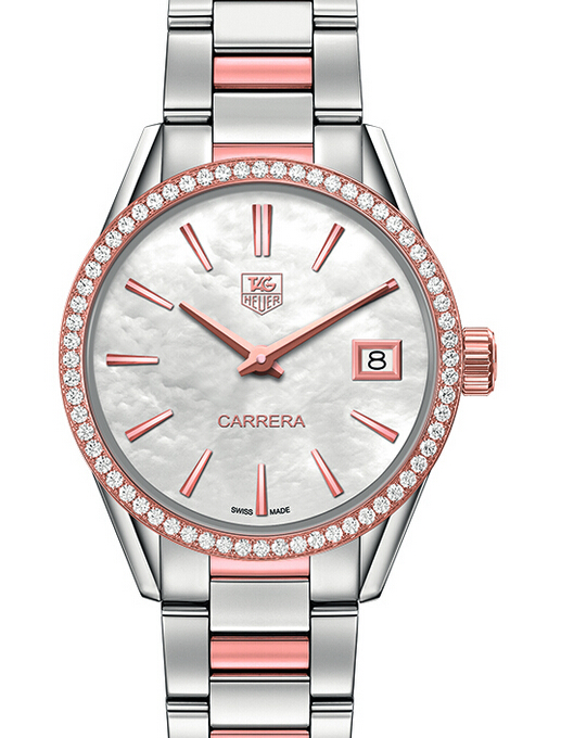 TAG Heuer Carrera Lady Calibre 9 Automatic Watch (32mm)