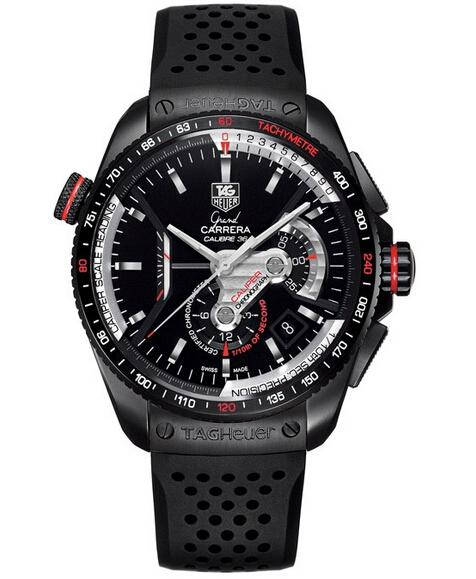 Replica TAG Heuer Grand Carrera Calibre 36 RS2 Chronograph CAV5185.FT6020
