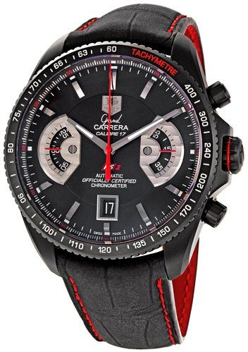 TAG Heuer Grand Carrera Calibre 17RS2 CAV518B.FC6237 replica watch