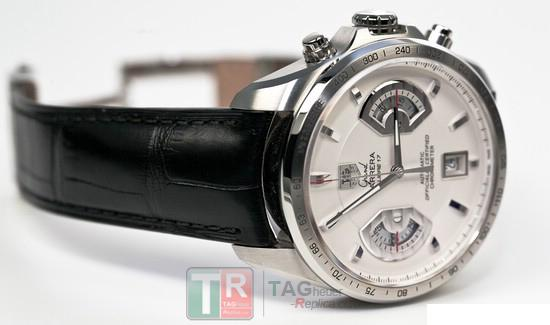 Replica TAG Heuer Grand Carrera Chronograph Calibre 17 RS Watch