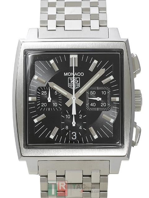 TAG Heuer Monaco mens watch CW2111.BA0780 replica