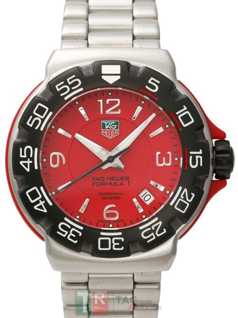 TAG Heuer Formula 1 WAC1113.BA0850 Replica Review