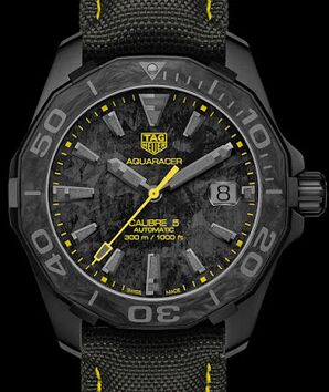 Tag Heuer Aquaracer Carbon Replica Watch Archives Swiss