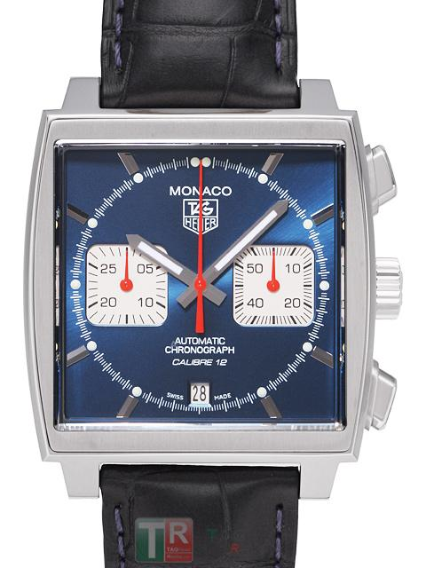 TAG Heuer Monaco Chronograph Calibre12 CAW2111.FC6183 replica watch