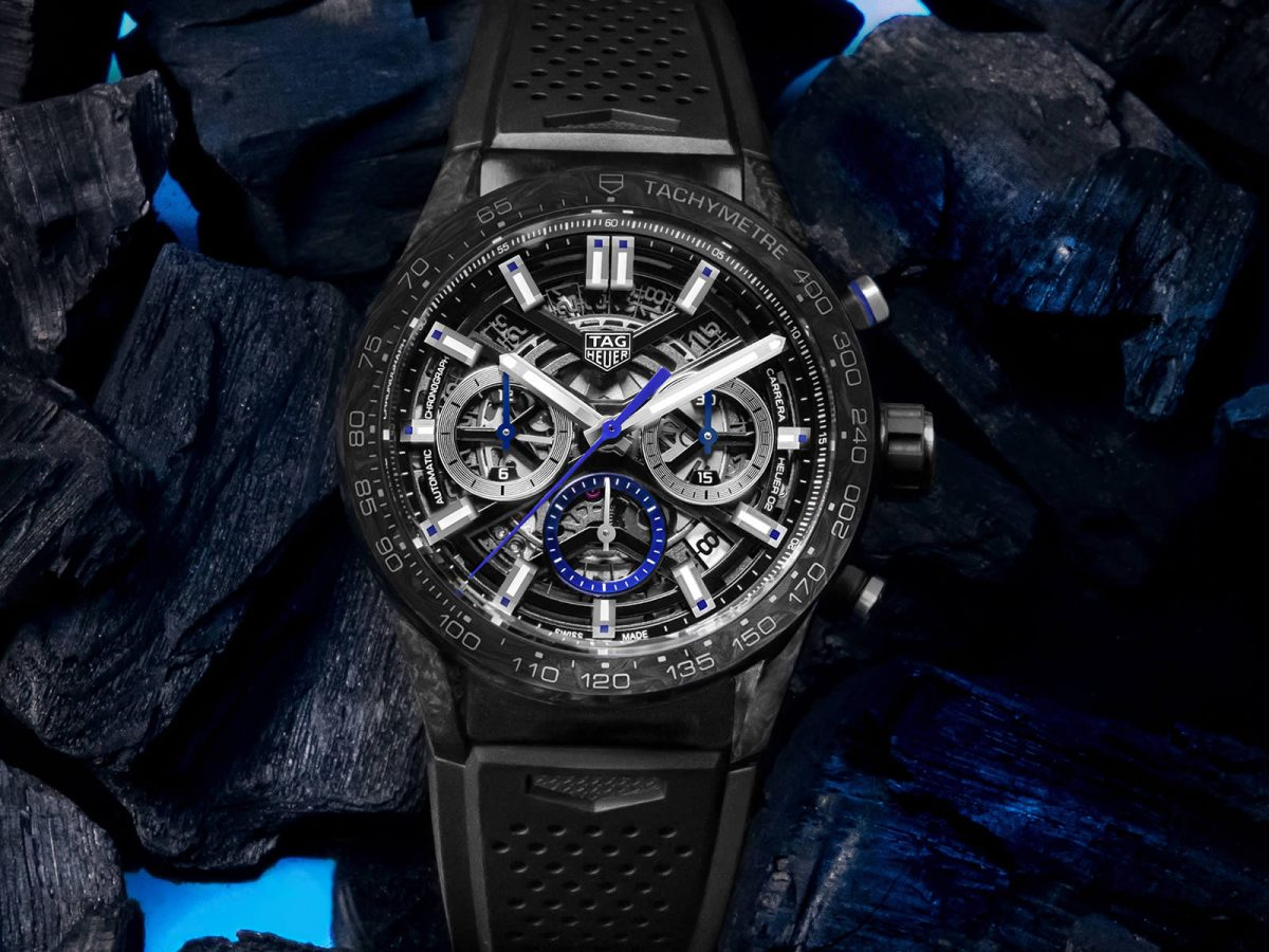 Introducing TAG Heuer Carrera Carbon Limited Editions Men's Watch Replica