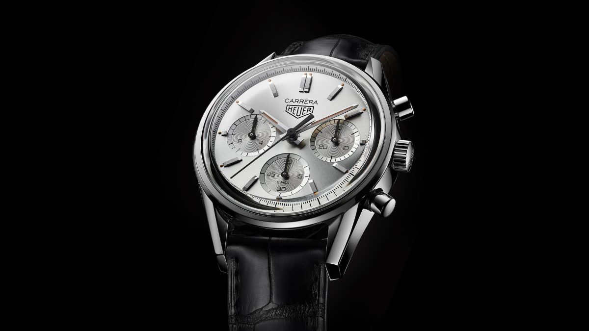 Introducing 2020 TAG Heuer Carrera 160 Years Silver 39mm Limited Edition Watch Replica