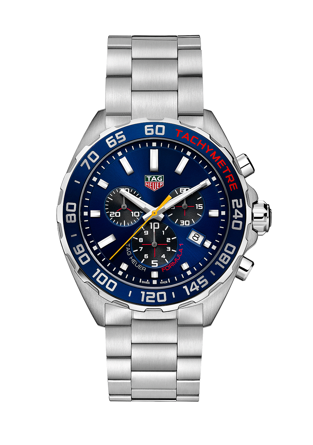 TAG Heuer Formula 1 Second-ever Special Edition Timepiece Replica With Aston Martin Red Bull