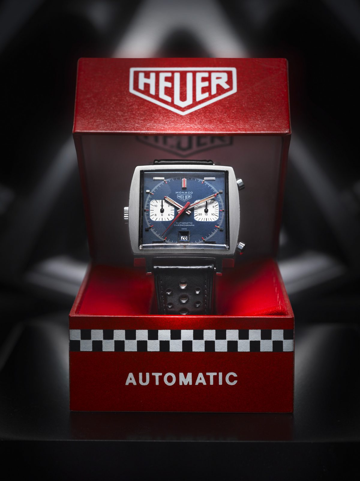 Review The TAG Heuer Monaco Piece d'Art 39 mm Men's Watch Replica